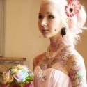 Фото татуировок на груди. Эскизы тату на грудной клетке.