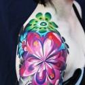 Фото татуировок на плече. Эскизы тату на теле.