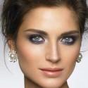 Макияж для девушек с серыми глазами
