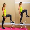 Упражнения для похудения в области бедер