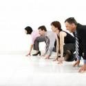 Занятия фитнесом в стенах офиса