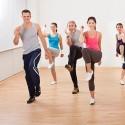 Активное похудение с помощью занятий аэробикой
