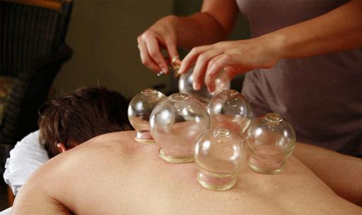 Техника баночного массажа