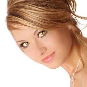 Макияж для девушек с ореховыми глазами